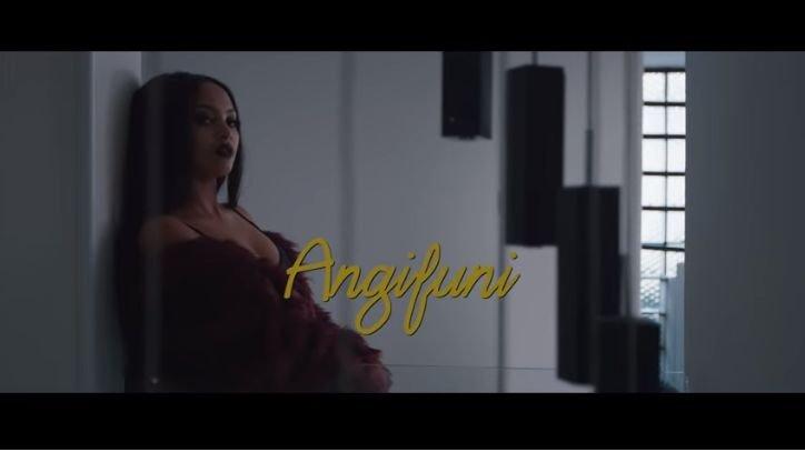 Paxton Fielies 'Angifuni' video