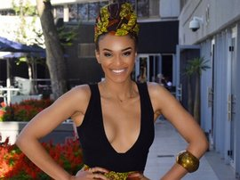 Pearl Thusi takes over Hollywood