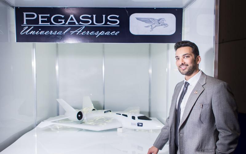 Pegasus CEO