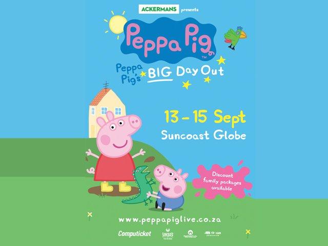Pegga pig 2019