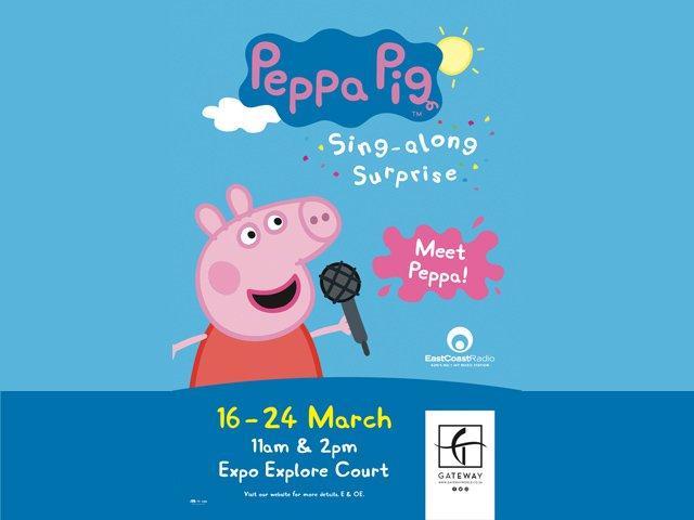 Peppa pig surprise 2019