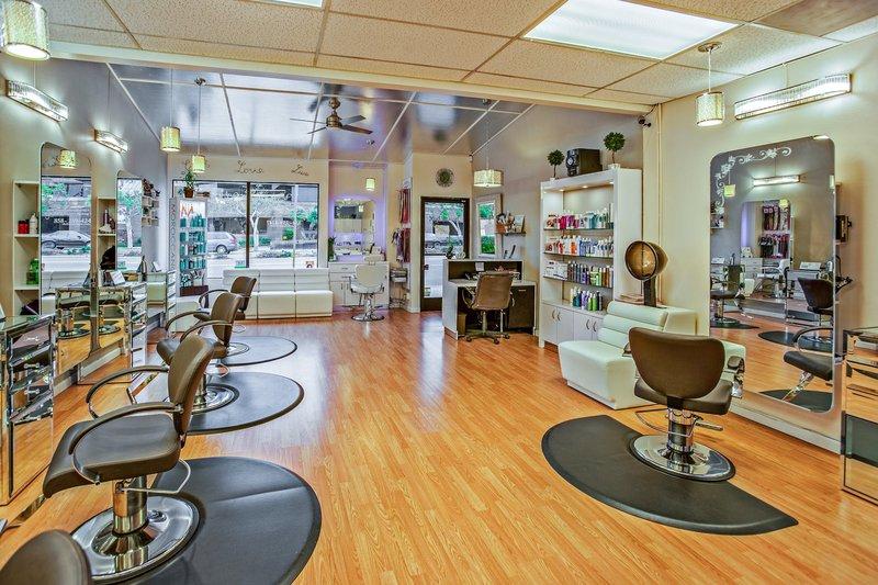 hair salon generic
