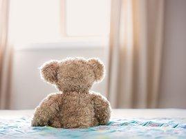 abuse child teddy bear generic