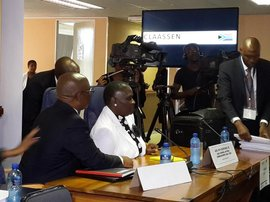 Riah Phiyega at Claasen Board of Inquiry_jacanews