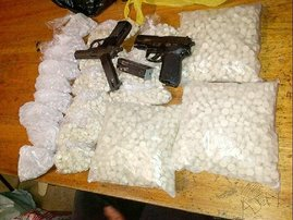 KZN man in court after drugs seized