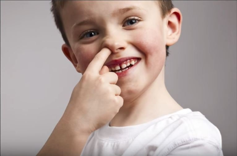 Here S Why You Should Let Your Child Pick Their Nose And Eat It