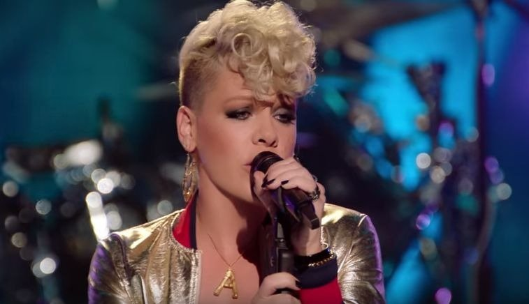 P!nk whatever you want music video