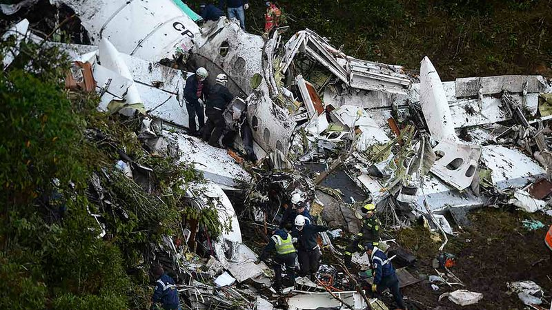 Brazilian soccer plane crash survivor walking again