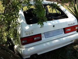 PMB crash leaves 4 hurt