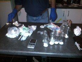 Drugs seized in PMB