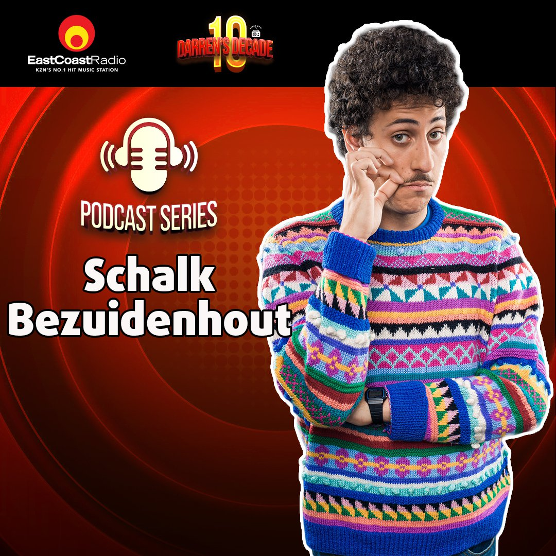 Darren's Decade Podcast Series: Schalk Bezuidenhout