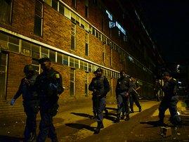 Hostel, police