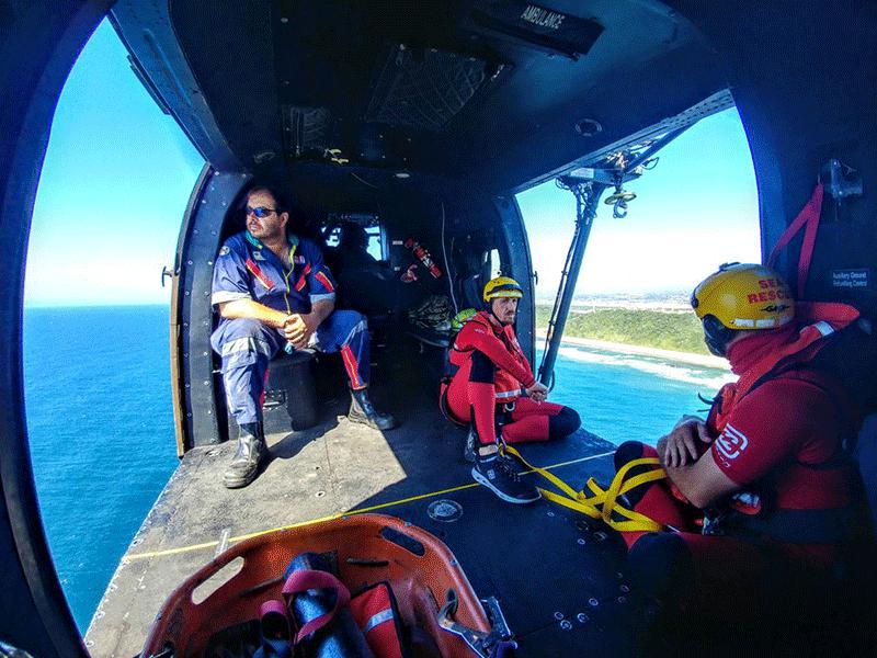 Durban Port rescue