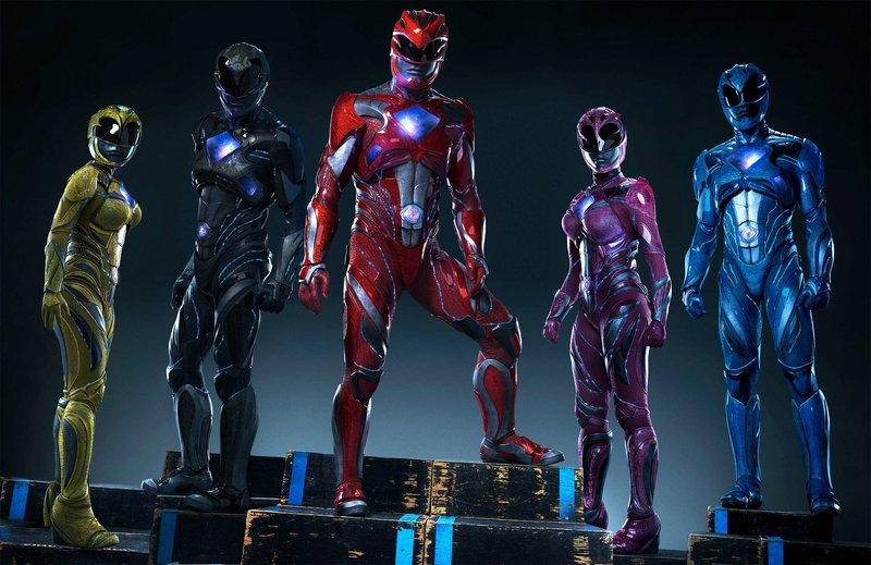 'Power Rangers' Introduces Yellow Ranger, First LGBT Superhero