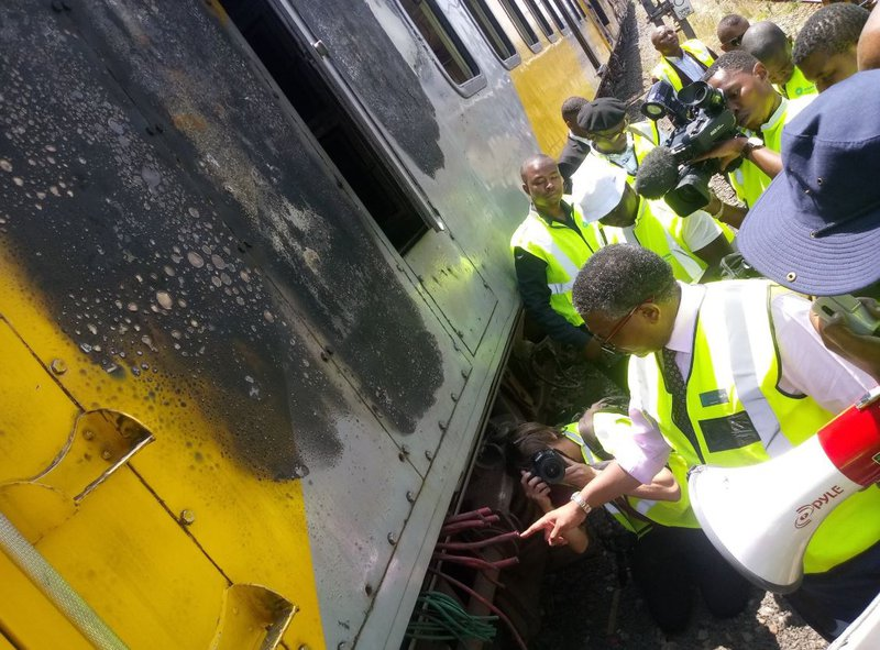 prasa trian vandalism costs R1bn