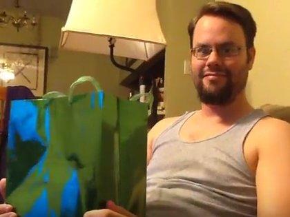 deaf  husband surprised