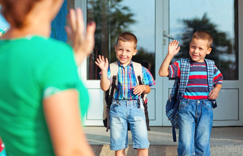 Prepare your child for their first day of school