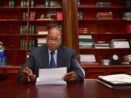 president jacob zuma final preparations sona speech 2017