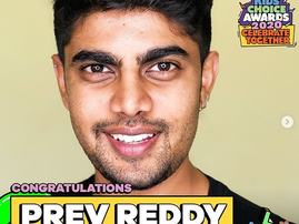 prev reddy winner