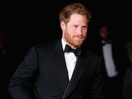 prince harry take