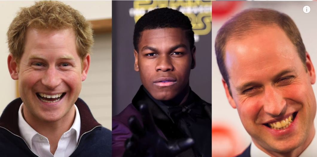 princes plus boyega