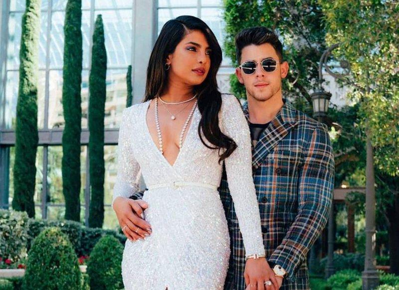 Priyanka Chopra Nick Jonas Instagram
