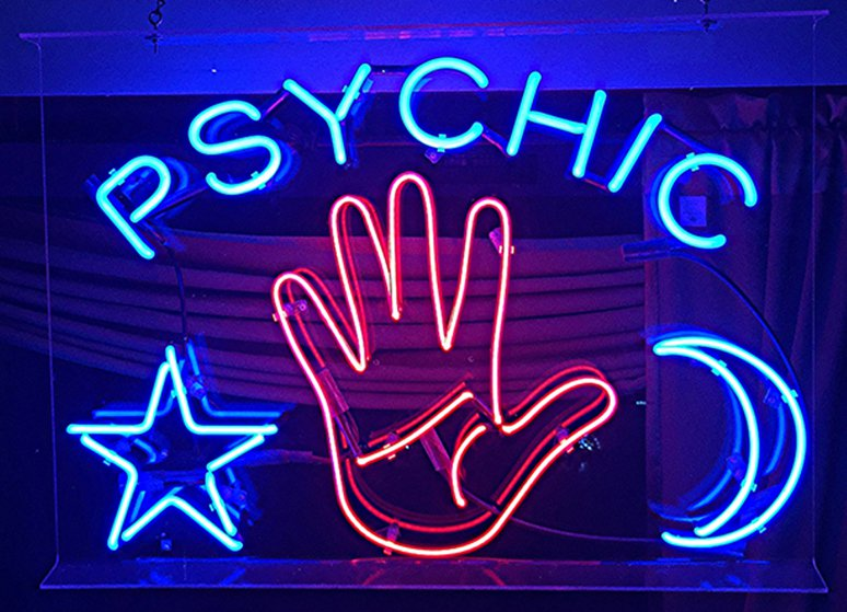 psychic search