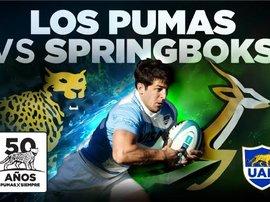 Pumas vs Boks