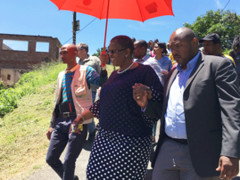 eThekwini visits Puntans Hill family after arson attack
