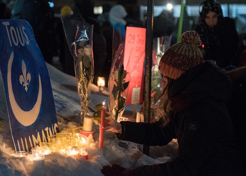 Quebec Mosque shooter