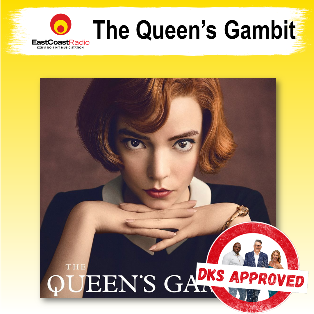 #DKSapproved The Queen's Gambit
