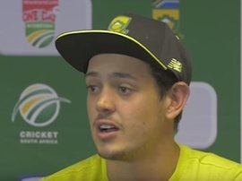 Quinton de Kock presser_video