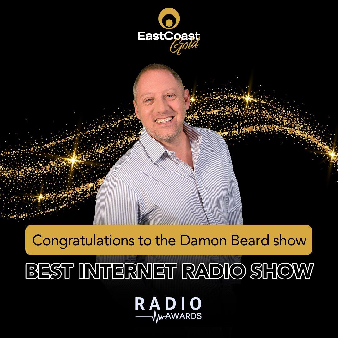 RADIO AWARDS DAMON BEARD