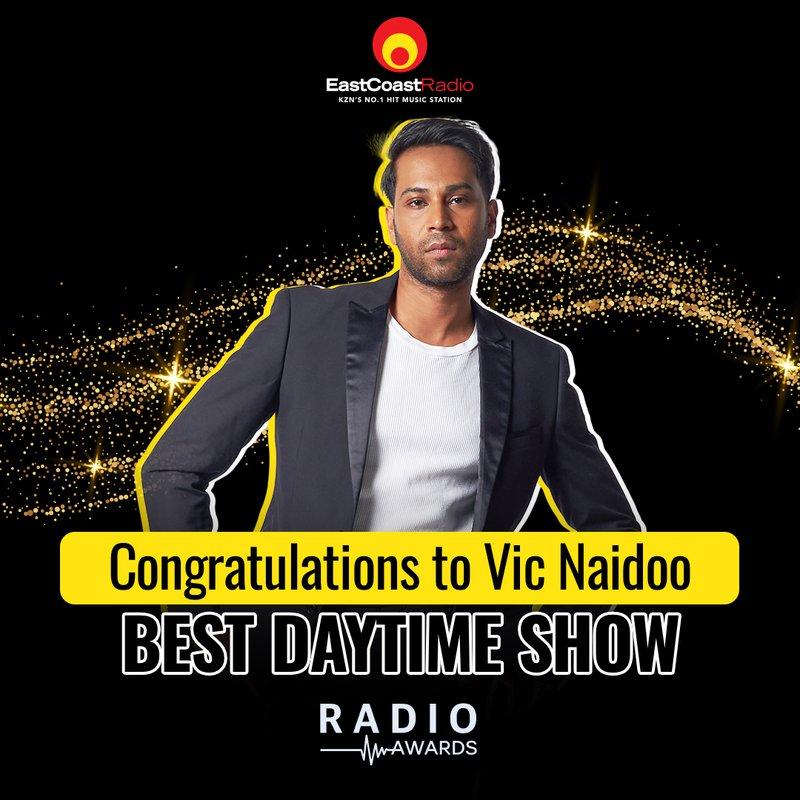 VIC NAIDOO RADIO AWARDS