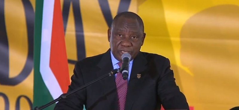 Ramaphosa youth day speech in Polokwane