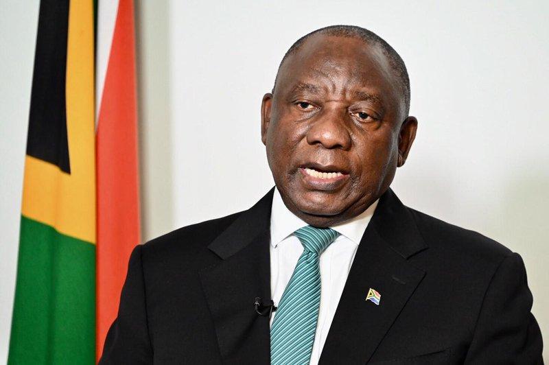 Ramaphosa Presidency's budget vote in Parliament