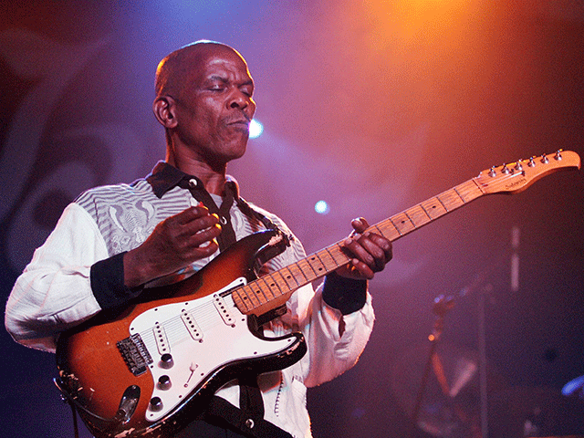 Music veteran Ray Phiri has died