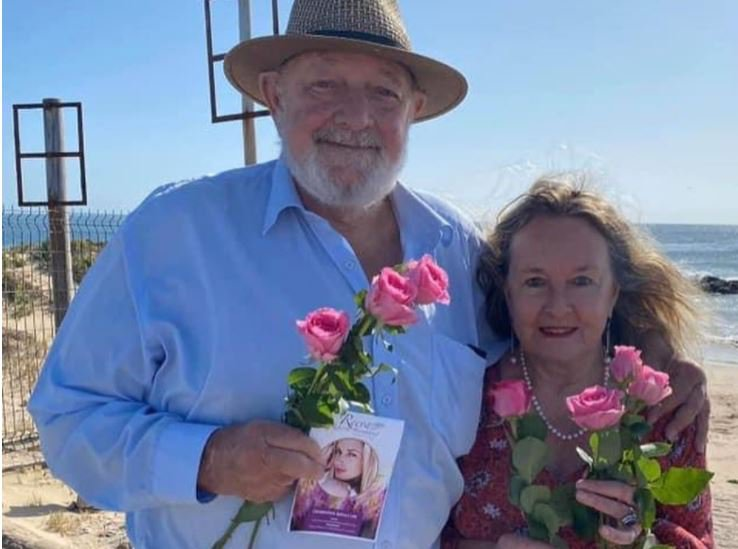 Reeva Steenkamp's parents June and Barry