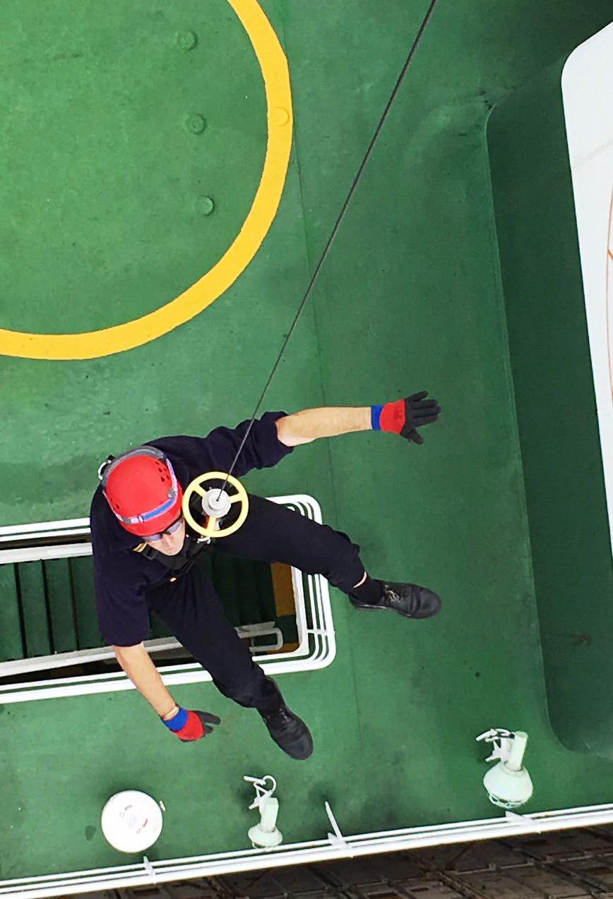 Durban sea rescue