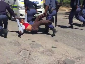 Rhodes University arrests