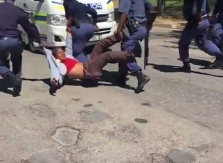 Rhodes University arrests