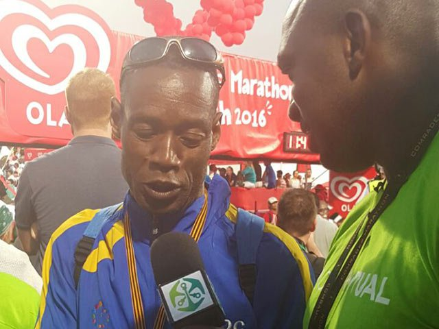 Blind Comrades runner, Richard Monisi, killed in hit-and-run