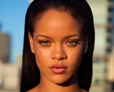 Rihanna Fenty Beauty ad