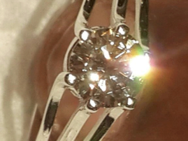 Consumerwatch - Ring stolen from jewelry store