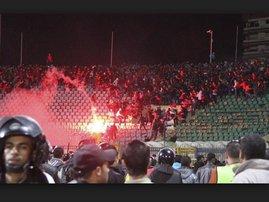 Egypt soccer riot