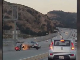 Road Rage California_video