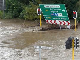 Pta robot flooded