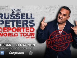 Russell Peters 2019
