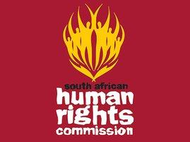 SA Human Rights Commission SAHRC logo