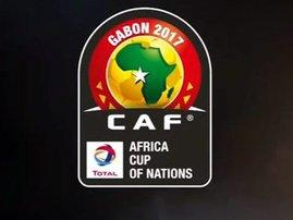 CAF Afcon 2017 Gabon logo